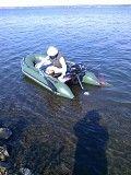 Лодка Барк 2.60м+мотор 4л.с сеаново Киев