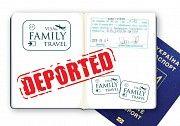 Скасування депортацій, видаленння з бази SIS,робочі візи,страхування Львов