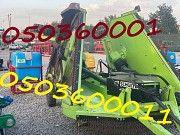 Косилка-измельчитель schulte fx-1800 б/у Житомир