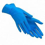 Перчатки Нитриловые  синие  L 100 штук Киев