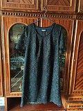 Продам красивое гипюровое платье на девушку размер 50-52 Харьков