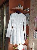 Продам красивое белое платье на девушку 44-46 размера Харьков