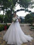 Продам свадебное платье Котовск