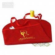 Красный чехол для гимнастического купальника Киев