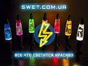 """Светильники """"Лава лампа"""" (ассортимент цветов и размеров) Киев"""