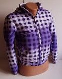 Куртка демисезонная для девочки EverLast - фиолетовая Киев
