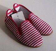Туфли текстильные Miss Fiori в полоску, 30 размер Киев