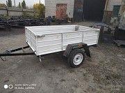 Купить авто прицеп с доставкой в регионы Днепр-2013 и другие модели! Сторожинец