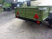 Купить прицеп новый автомобильный Днепр-170х130х! Прицеп в усиленной комплектации Новгород-Северский