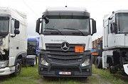 Кабина Mercedes Actros белая 2012год Черкассы