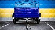Прицеп в усиленной комплектации на Волговских рессорах 210х130х50 и другие Путивль