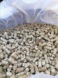 Пеллеты из лузги или соломы . Опт от 22т Дніпро