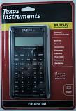 Калькулятор Texas Instruments BA II Plus Professional Киев