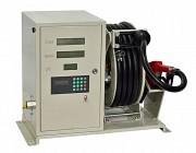 Раздаточная колонка 60л/мин для дизельного топлива с преднабором Луцк