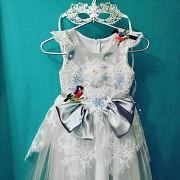 Новогоднее платье Снежинка Николаев