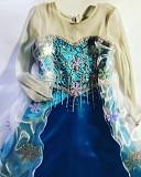 Новогоднее платье Эльзы Николаев