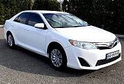 072 Toyota Camry V50 белая прокат авто Киев