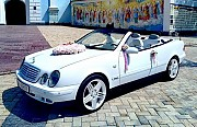 113 Аренда Mercedes W208 clk кабриолет прокат Киев