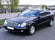 121 Mercedes W211 Е-класса аренда авто Киев
