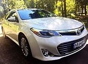 147 Toyota Avalon белая аренда Киев Киев