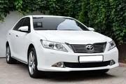 153 Toyota Camry V50 белая аренда авто Киев
