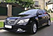 154 Toyota Camry V50 New 2013 года аренда авто Киев