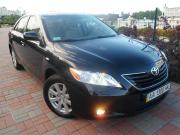 157 Toyota Camry black аренда авто Киев