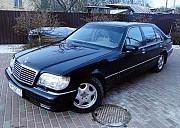 173 Mercedes W140 S600 прокат авто Киев