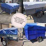 Прицеп автомобильный легковой Днепр-210х130х50 от производителя на прямую! Черновцы