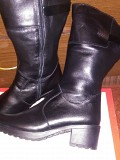 Нові зимові чобітки на повну ніжку Острог