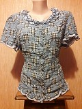 Легкая блуза из натуральной ткани Энергодар