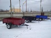 Прицеп автомобильный Днепр-2501 и другие модели прицепов легковых. В подарок тент Александровка