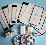 СЗУ (EU/USA), кабель, стекло 5D iPhone 5-11 Pro Max Харьков