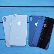 Задняя панель (крышка) Apple iPhone X/Xs/Xs Max Space/Gold/Silver Харьков