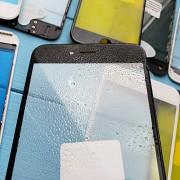 OCA, стекло, рамка, поляризационная пленка Apple iPhone Харьков