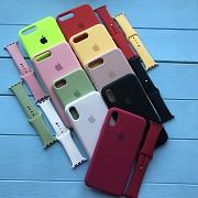 Silicone Case Apple iPhone 5-11 Pro Max, качество ТОП Харьков
