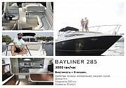 Арендовать яхту катер на прокат в Киеве Bayliner 285 premium VIP Киев