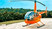 Прокат аренда вертолета Robinson R44 Киев