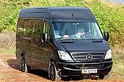308 Микроавтобус Mercedes Sprinter черный Киев