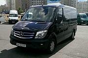 277 Микроавтобус Mercedes Sprinter 316 NEW черный VIP 9 мест Киев