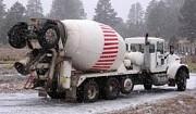 Бетонирование, кладка зимой- используется противоморозная добавка. Киев