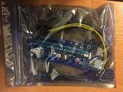 Райзера 008s 009s PCI-E x1 to 16x, 60 см USB 3.0 Киев