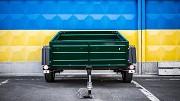 Купить прицеп легковой одноосный Днепр-1500х1300х350 и другие модели прицепов с доставкой Путивль