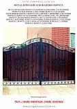 Перила и ограждения для балконов. Ворота, калитки, навесы, козырьки. Кривой Рог
