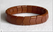 Турмалиновый,турманиевый браслет турмалин Корея Северодонецк