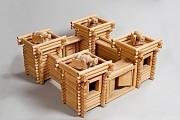 Производство деревянных конструкторов на заказ. Киев