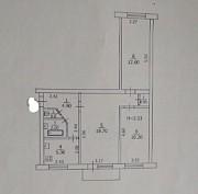 3 комн. кв. в центре, 5\5, в середине кирпичного дома Краматорск