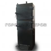 Продам твердотопливный котел длительного горения 20 кВт. Краматорск