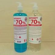 Купить антисептик для рук, антисептик для обработки рук SAFESEPT Киев