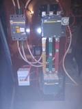 Автоматический выключатель IEK ВА88-35, 3Р, 250А, контактор КТИ 5225 (225 А), система АВР Киев